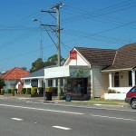 Indian Grocer's Glebe Road, Adamstown