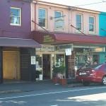 health food shop (Carol's source of sheep's milk yoghurt)