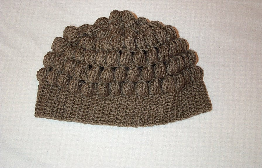 pebble hat
